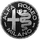 Lyles Of Newcastle Alfa Badge